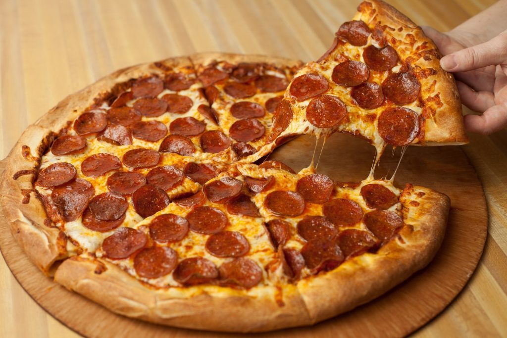 Menu - Woodstocks Pizza | Legendary Pizza, Salads & Desserts